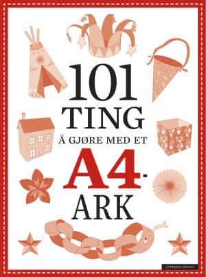 101 ting å gjøre med et A4-ark