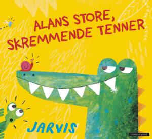 Alans store, skremmende tenner