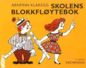 Skolens blokkfløytebok