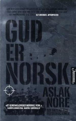 Gud er norsk