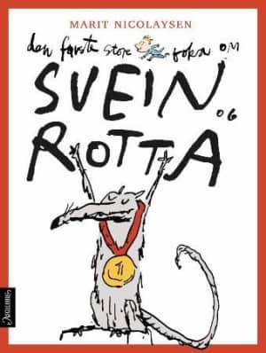 Den første store boka om Svein og rotta
