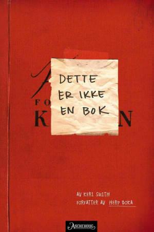 Dette er ikke en bok