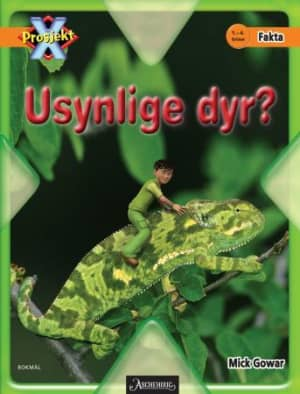 Usynlige dyr?