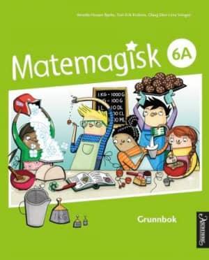 Matemagisk 6A