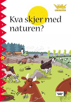 Kva skjer med naturen?
