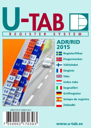 Fingermerker til ADR/RID. Forskrift om landtransport av farlig gods 2015