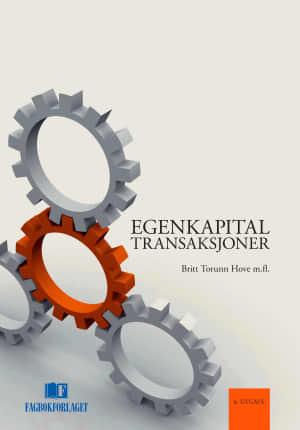 Egenkapitaltransaksjoner