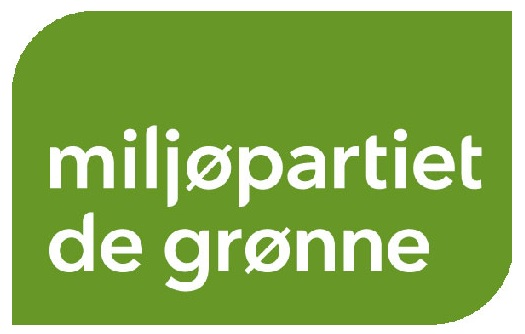 Logo for Miljøpartiet de grønne