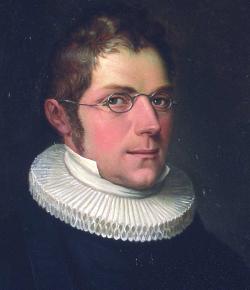 Portrettmaleri av Nicolai Wergeland
