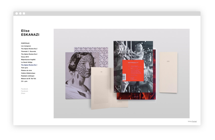 Famoso 20 Design Portfolios You Need to See for Inspiration PL31