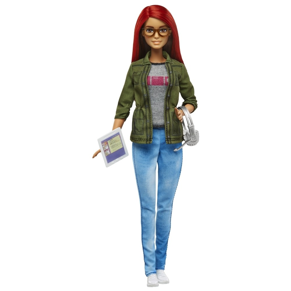 Things You Need To Know About Game Developer Barbie