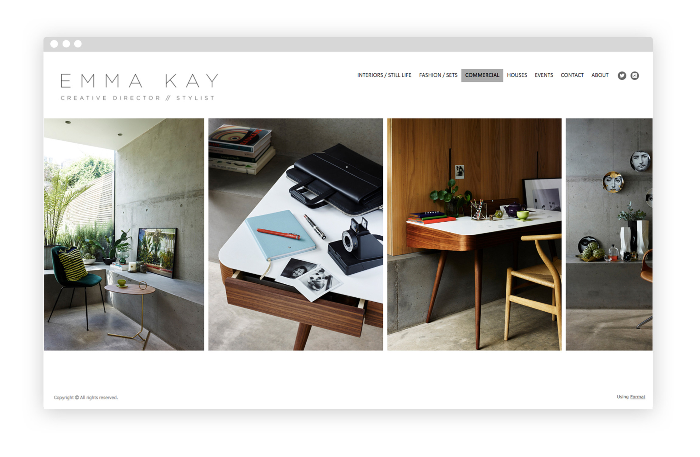 3. Emma Kay. A Creative Director And Interiors ...