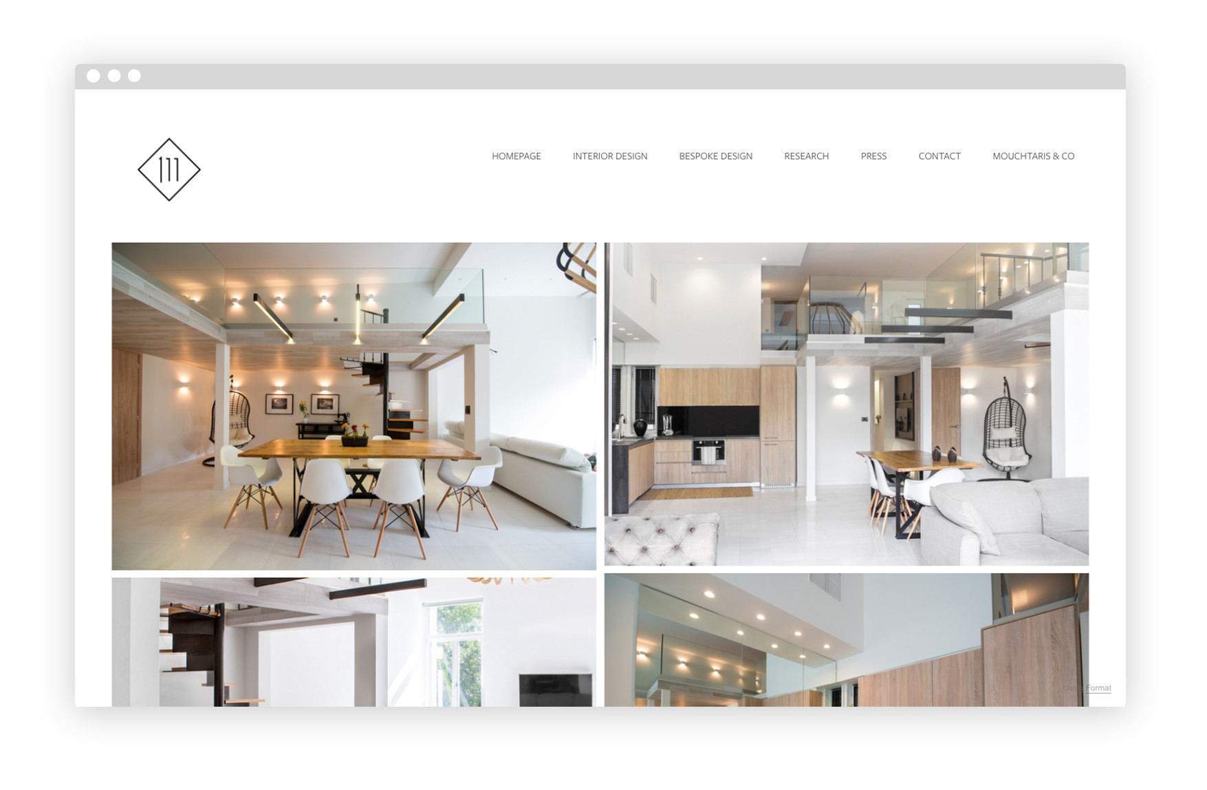 12 interior design portfolio website examples we love