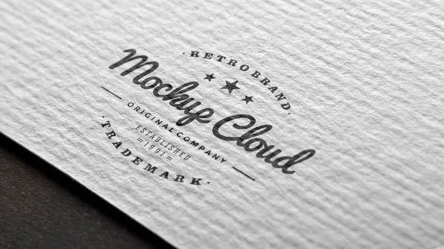 150+ Free Book and Logo Mockups for Graphic Designers