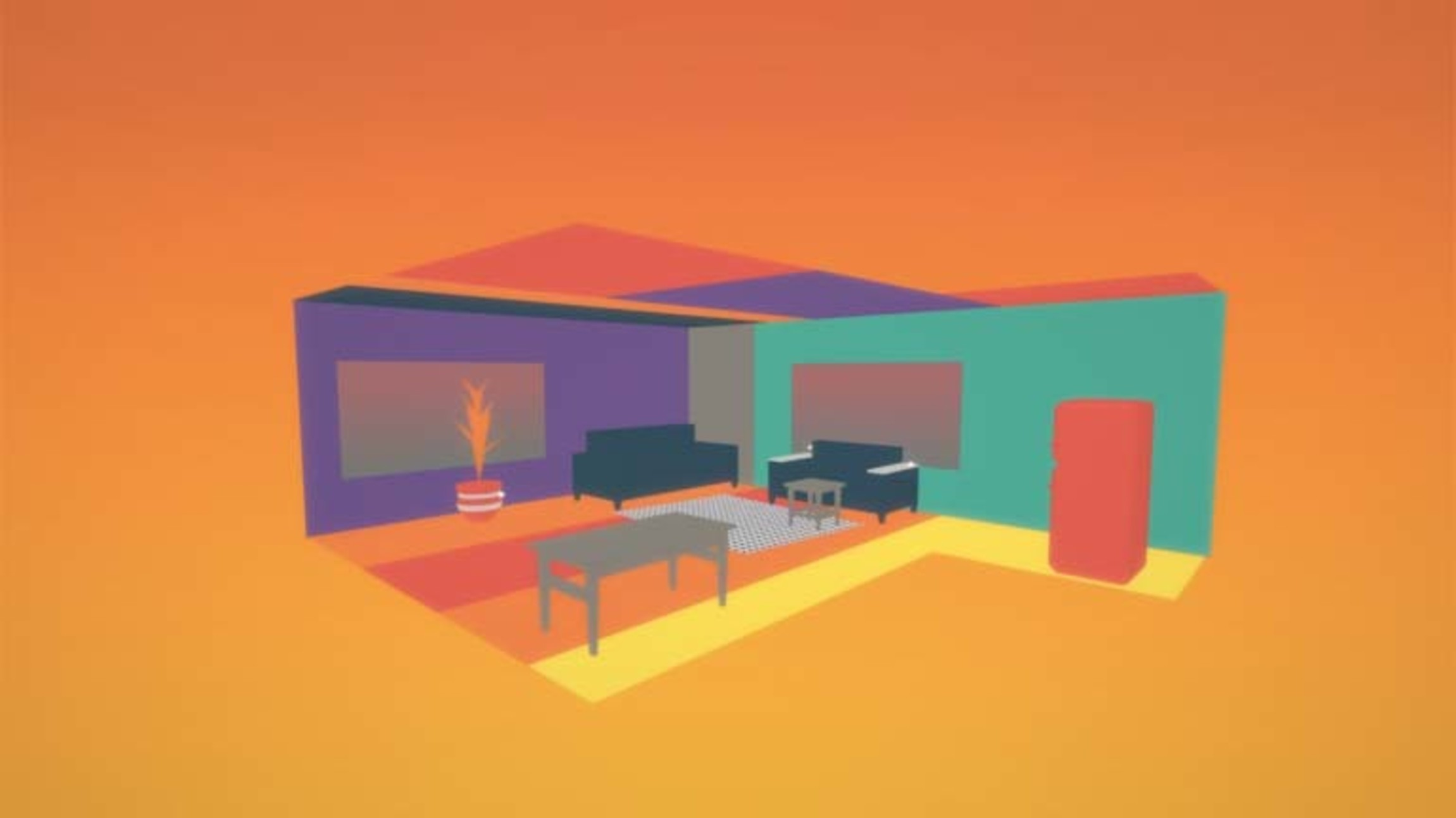 Empty: The Free Puzzle Game is Like Interior Design Tetris