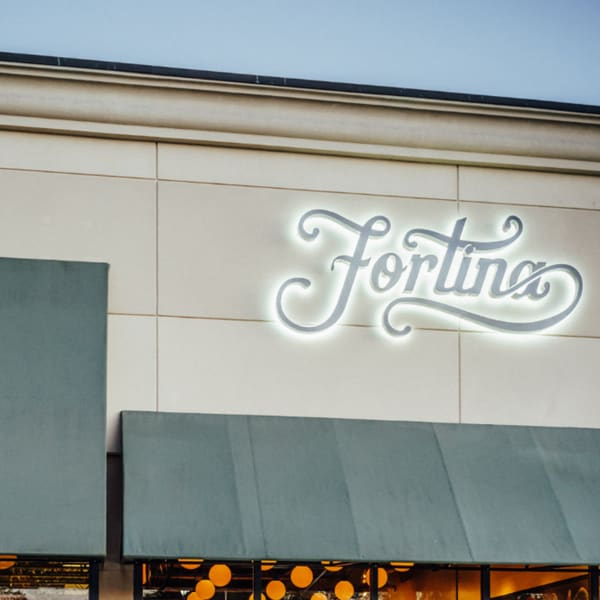 Fortina, Rye Brook: Exterior Shot