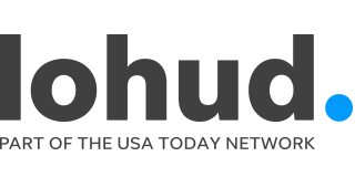Logo: Lohud, part of the USA Today network