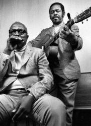 Photo Artist - Sonny  Terry & Brownie McGhee
