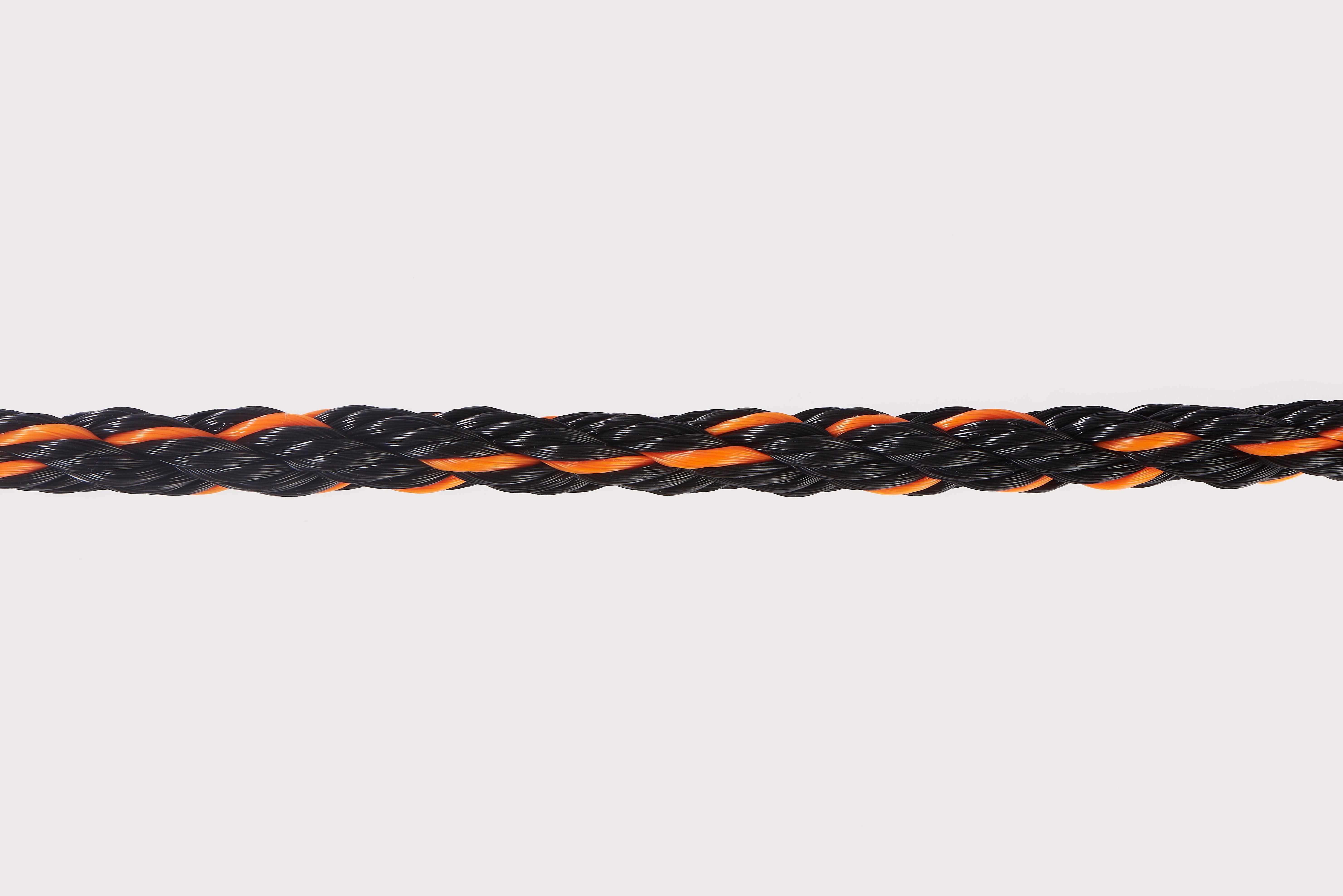 Orion-Cordage-Polylite 3-Strand Monofilament Polypropylene-Black I Orange-Horizontal152.jpg