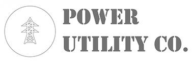 Power Utility Co. Logo