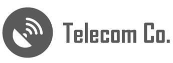 Telecom Co. Logo