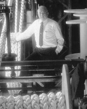 Byron Andrew Crowe of Crowe Ropes
