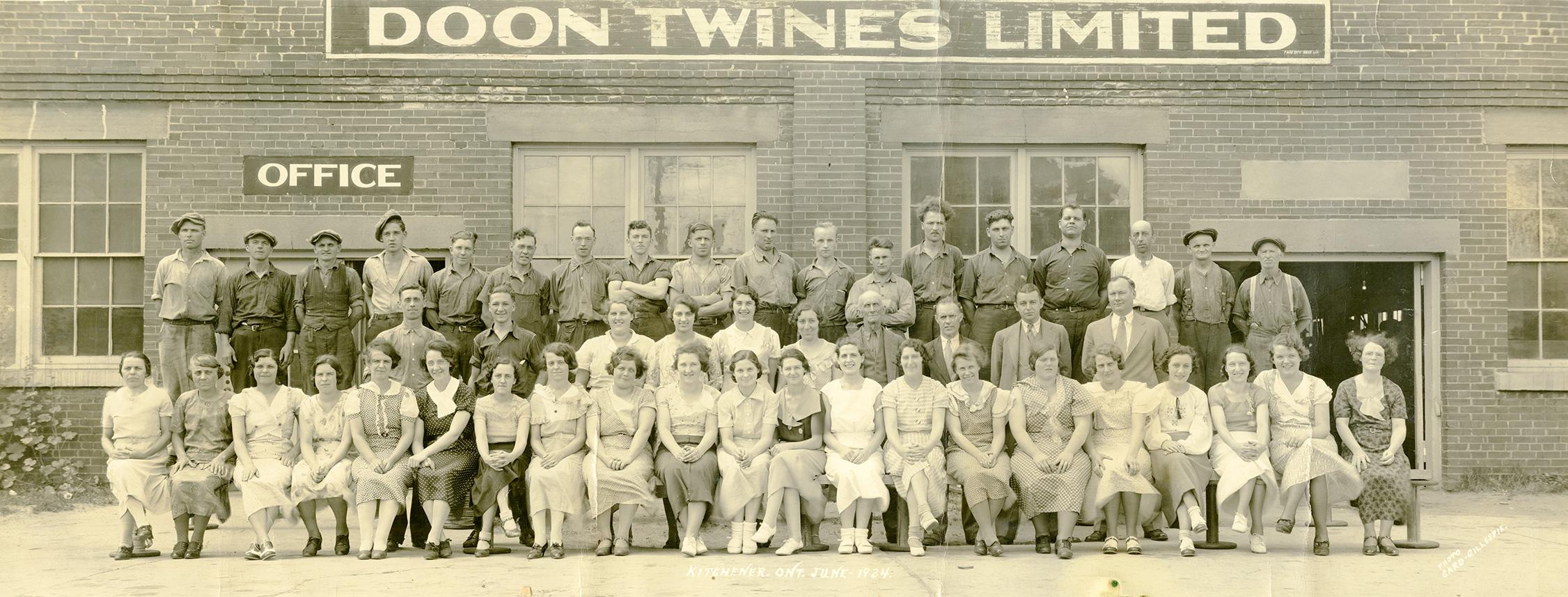 Doon Twines LTD crew