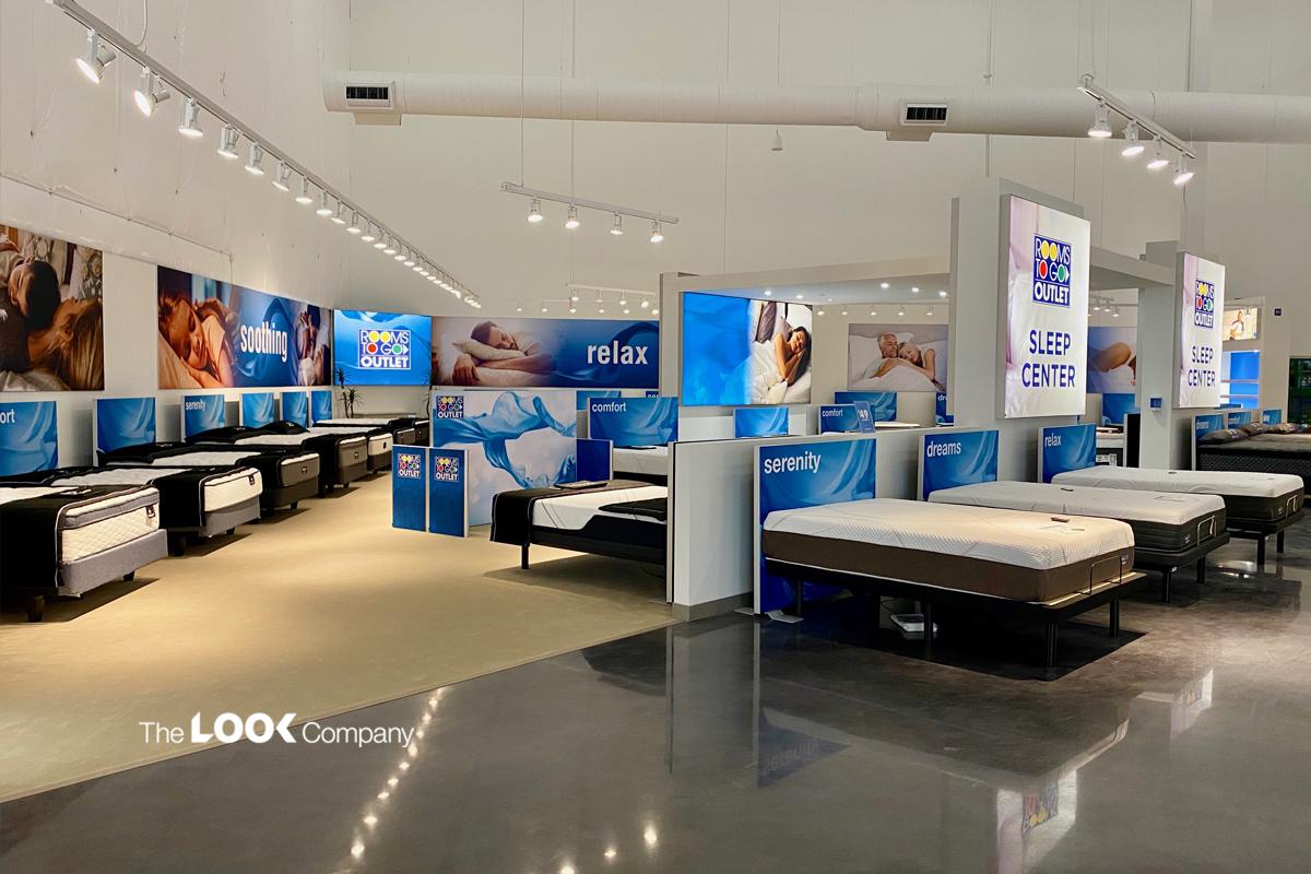 Furniture Showroom Design Ideas