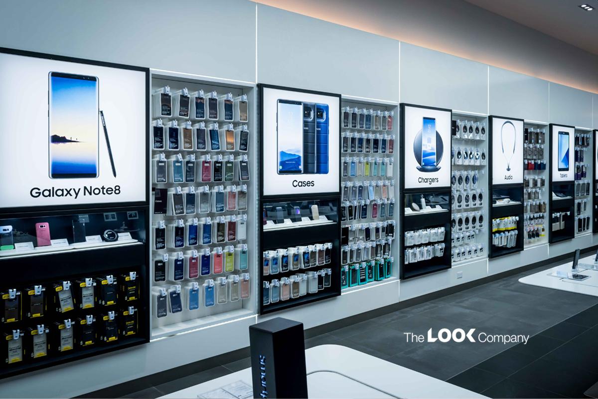7 retail display ideas samsung