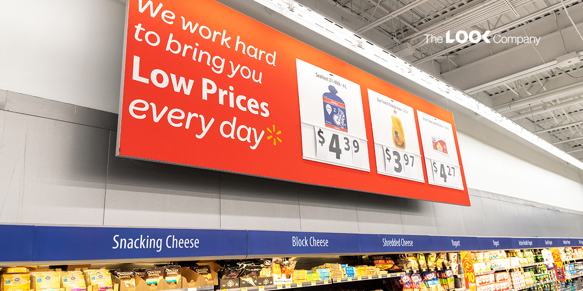 How Creative In-Store Display Solutions Increase Revenue for Supermarkets