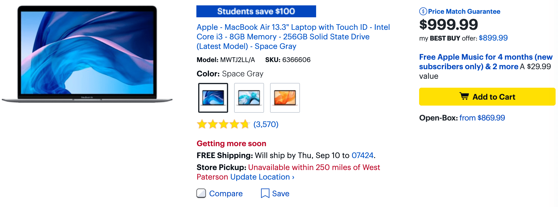 macbook bestbuy price