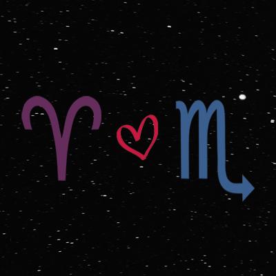 Kecocokan cinta zodiak aries dan scorpio