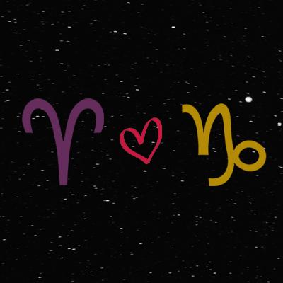 Kecocokan cinta zodiak aries dan capricorn
