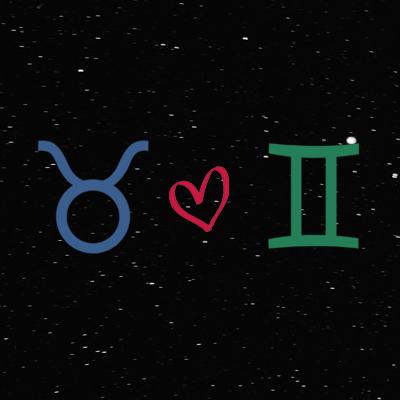 Kecocokan cinta zodiak taurus dan gemini