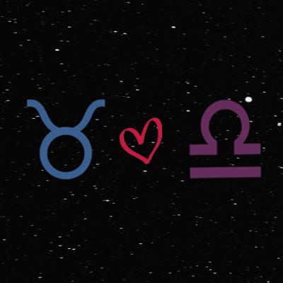 Kecocokan cinta zodiak taurus dan libra