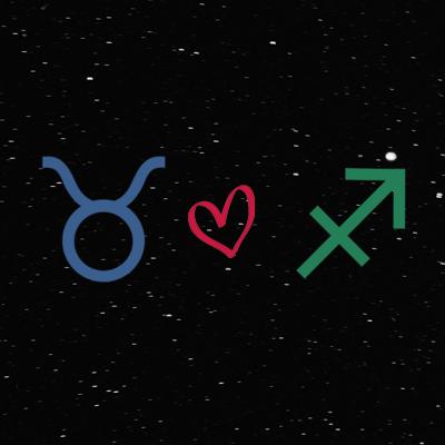 Kecocokan cinta zodiak taurus dan sagittarius