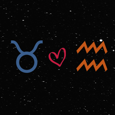 Kecocokan cinta zodiak taurus dan aquarius