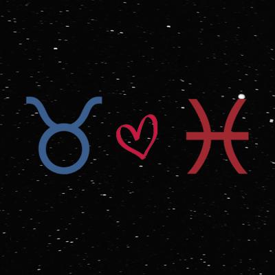 Kecocokan cinta zodiak taurus dan pisces
