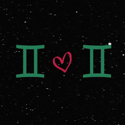 Kecocokan cinta zodiak gemini dan gemini