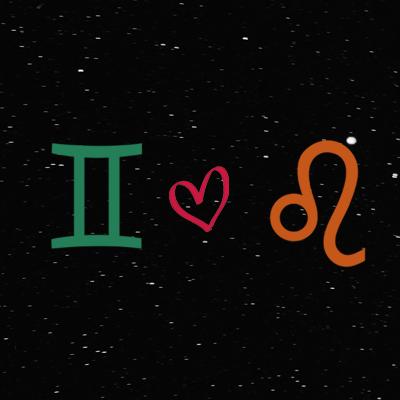 Kecocokan cinta zodiak gemini dan leo