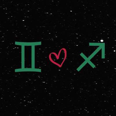Kecocokan cinta zodiak gemini dan sagittarius
