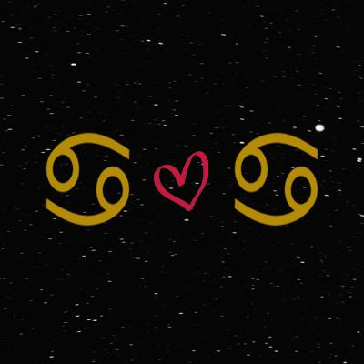 Kecocokan cinta zodiak cancer dan cancer