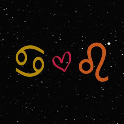 Kecocokan cinta zodiak cancer dan leo