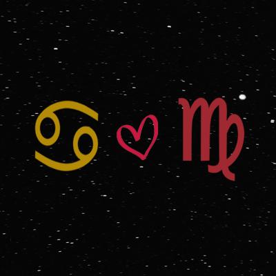 Kecocokan cinta zodiak cancer dan virgo