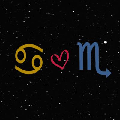 Kecocokan cinta zodiak cancer dan scorpio