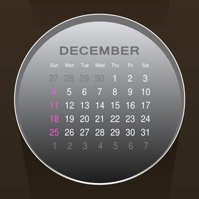 Ramalan Bulan Desember