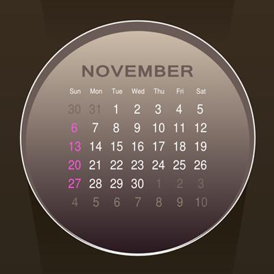 Karakter dan Kerpibadian Kelahiran Bulan November