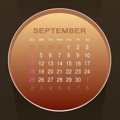 Sifat Negatif Kelahiran Bulan September