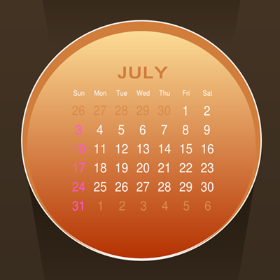 Ramalan Bulan Juli