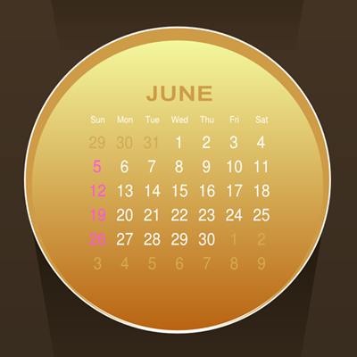 Ramalan Bulan Juni